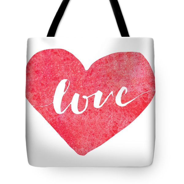 Tote Bag featuring the digital art Love Is In The Air by Bee-Bee Deigner