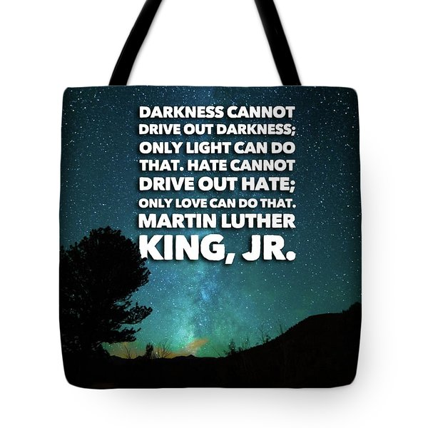 Love, Martin Luther King, Jr. Tote Bag