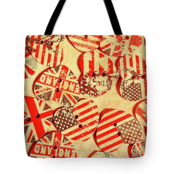Love Of The Heartland Tote Bag