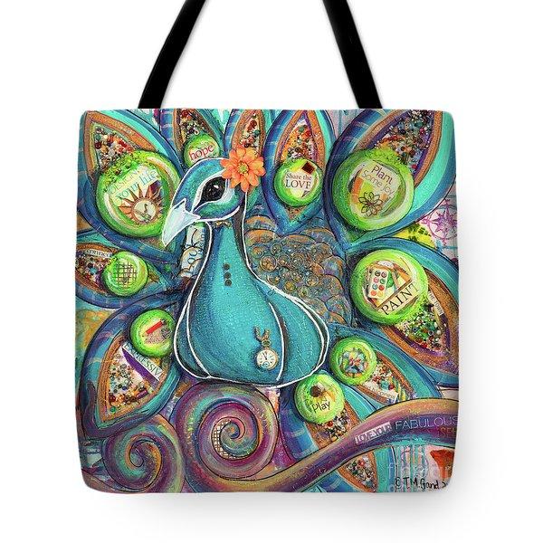 Love Your Fabulous Self V2 Tote Bag