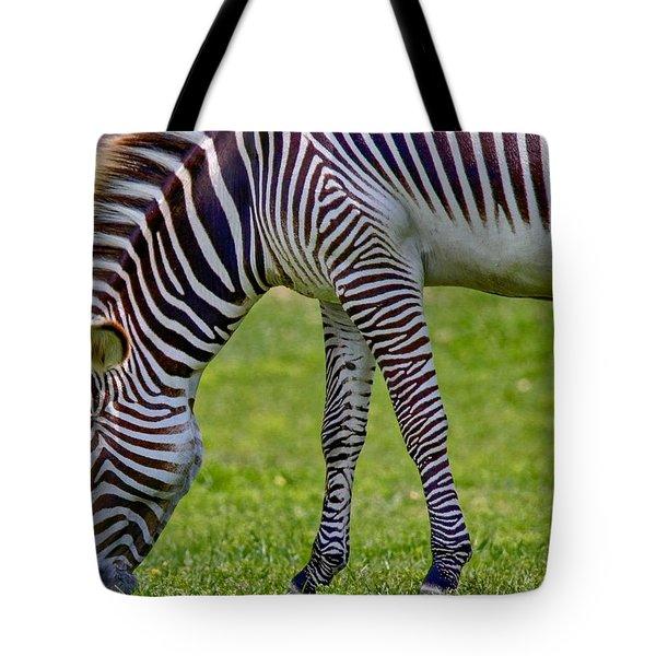 Love Zebras Tote Bag