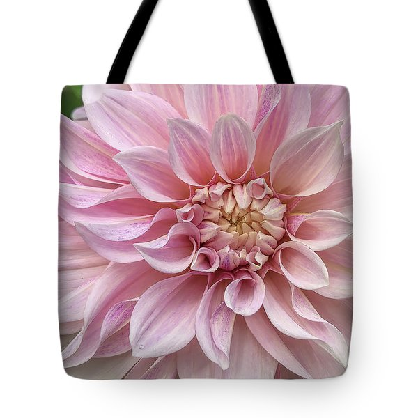 Tote Bag featuring the photograph Lovely Dahlia by Claire Turner