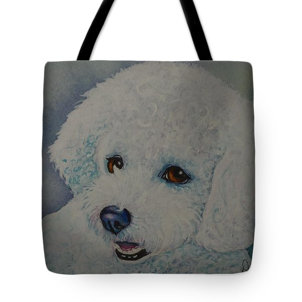 Lovely Lacy Tote Bag