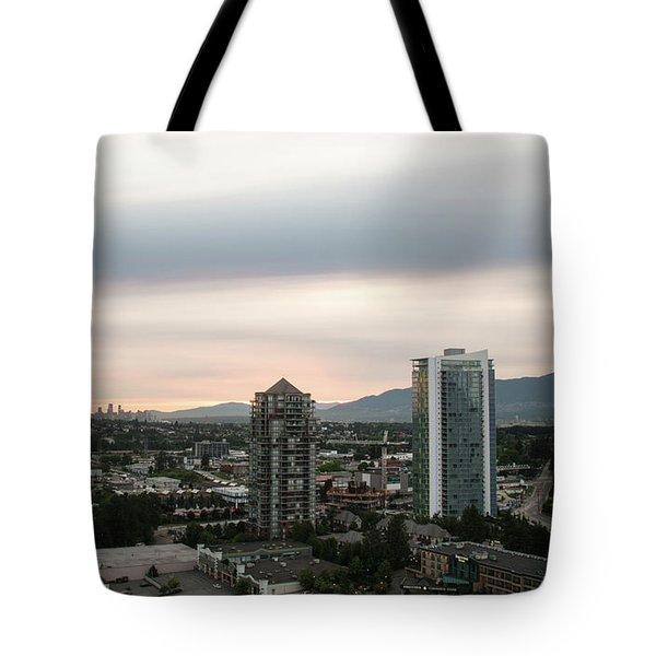 Lowe Mainland Dusk Tote Bag