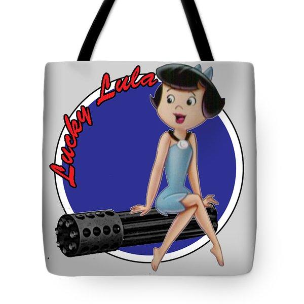 Lucky Lula Tote Bag