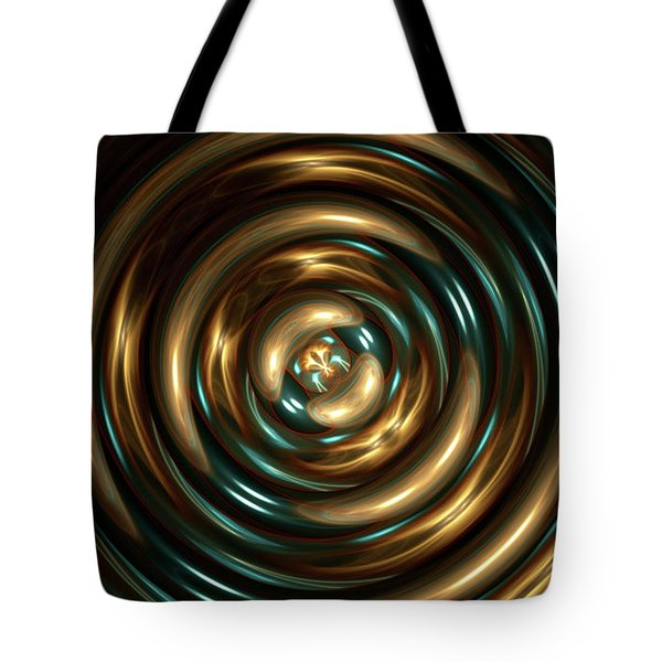 Tote Bag featuring the digital art Luke by Missy Gainer