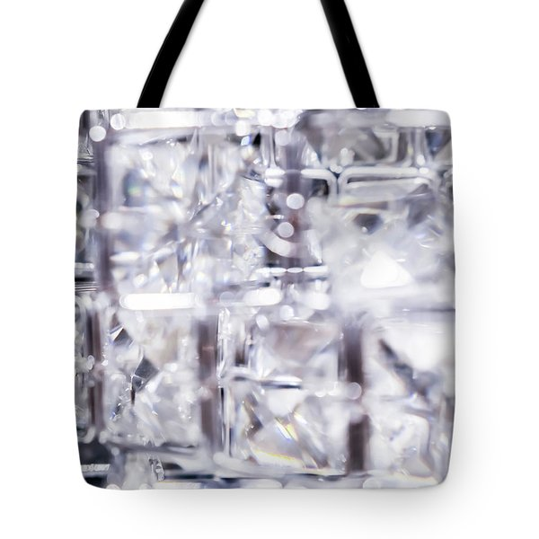Tote Bag featuring the photograph Luxe Moment Iv by Anne Leven