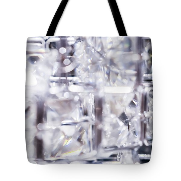 Luxe Moment V Tote Bag