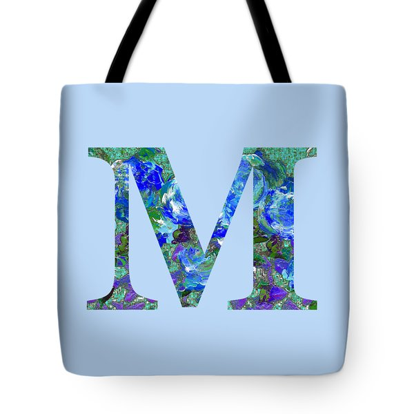 M 2019 Collection Tote Bag