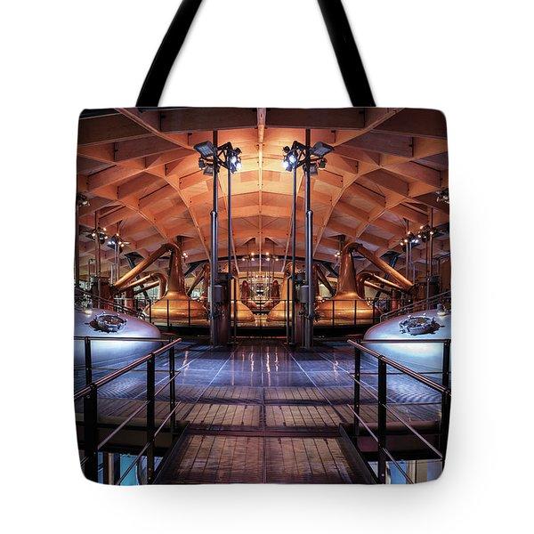 Macallan Distillery Tote Bag