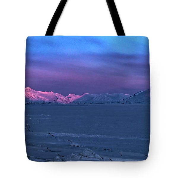 Magic Artic Tote Bag