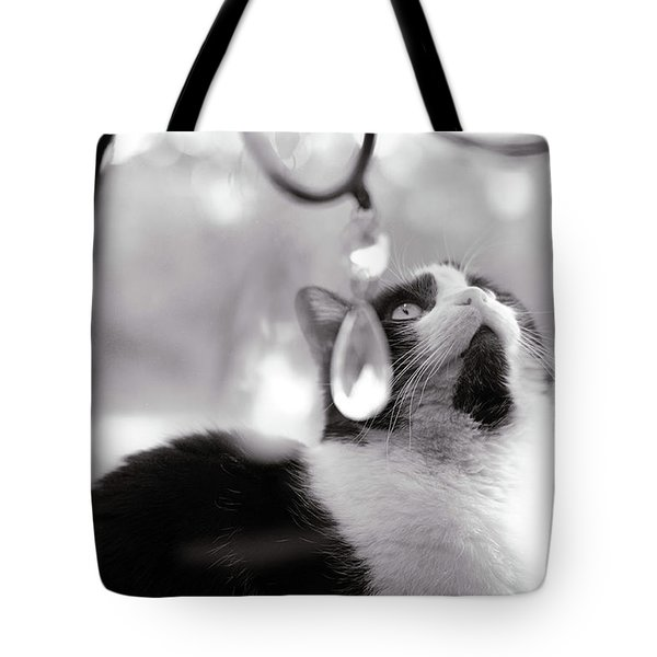 Tote Bag featuring the photograph Magic Crystals by Irina ArchAngelSkaya