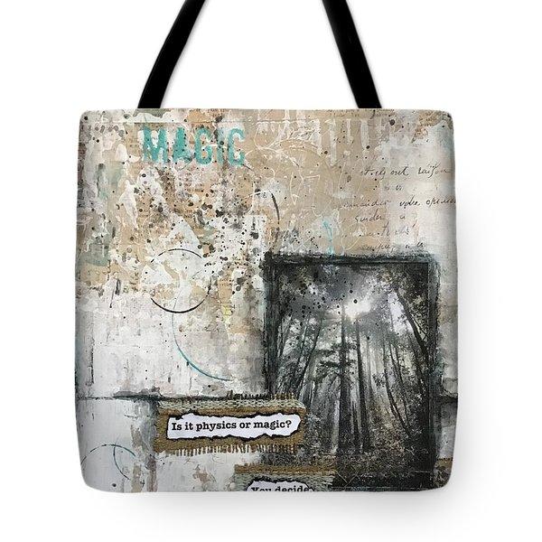 Magic? Tote Bag