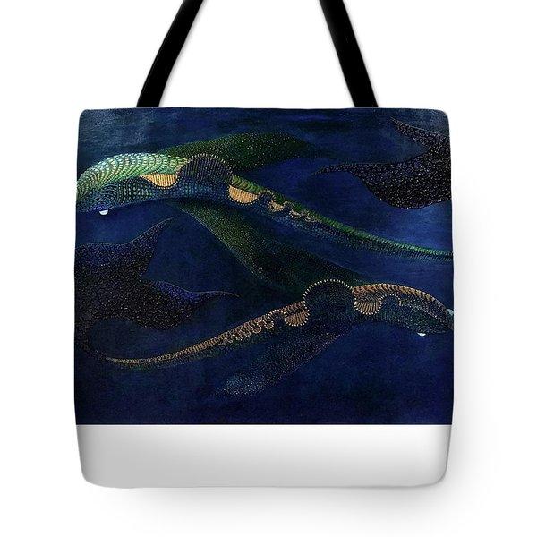 Magic Fish Tote Bag