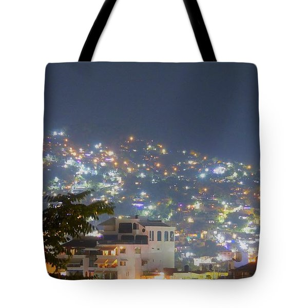 Magic Of Zihuatanejo Bay Tote Bag
