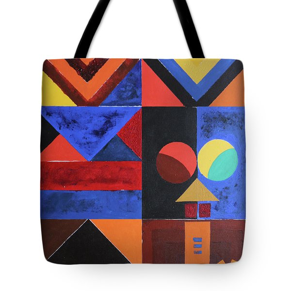 Magical Lines  Tote Bag