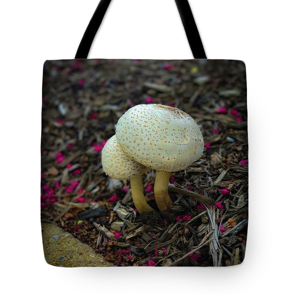 Magical Mushrooms Tote Bag