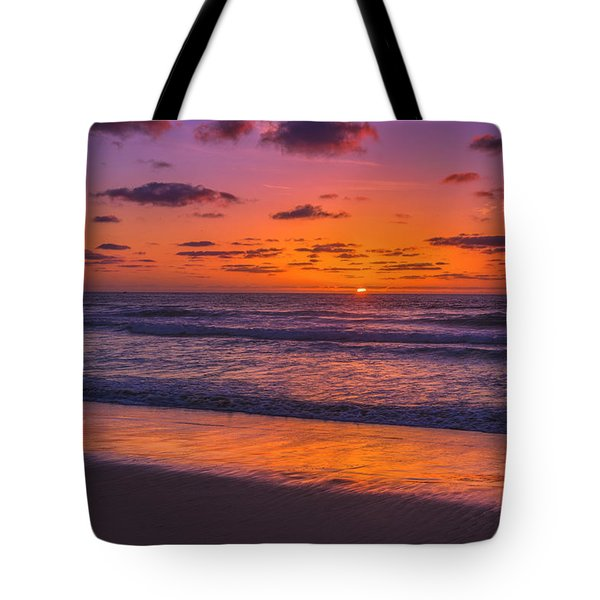 Magical Sunset Tote Bag