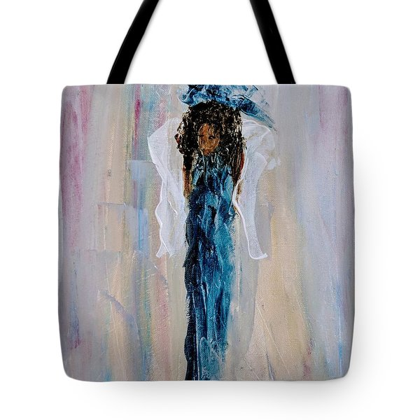 Magnificent Angel Tote Bag