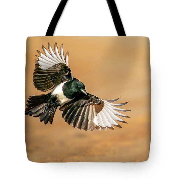 Magpie Beauty Tote Bag