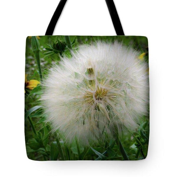 Make A Wish Tote Bag
