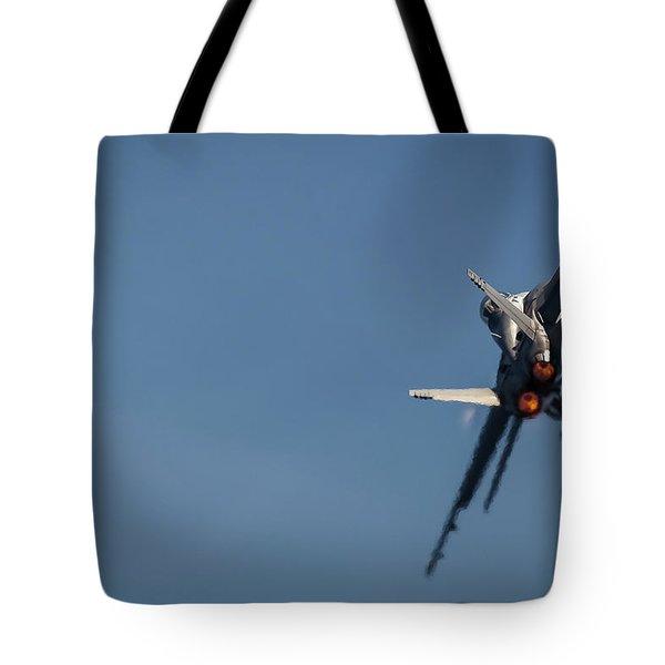 Making The Turn Tote Bag
