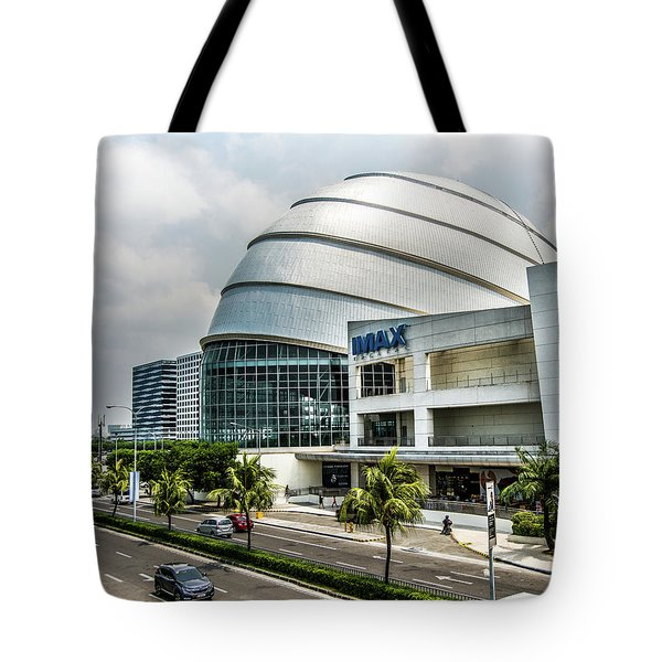 Mall Of Asia 4 Tote Bag