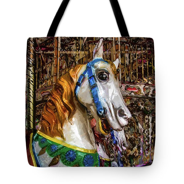 Mall Of Asia Carousel 1 Tote Bag