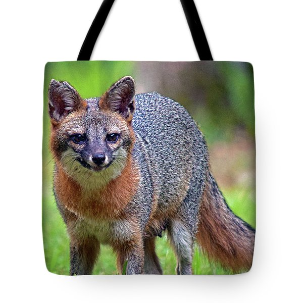 Mama Fox Tote Bag