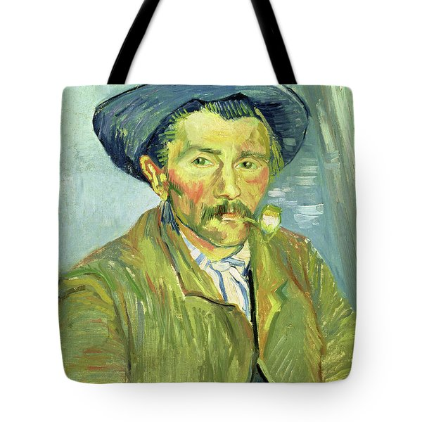 Man Smoking, 1888 Tote Bag