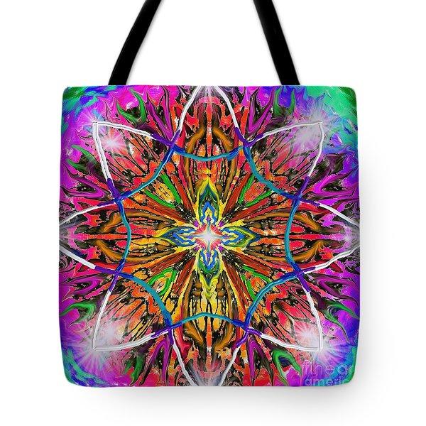 Mandala 12 11 2018 Tote Bag