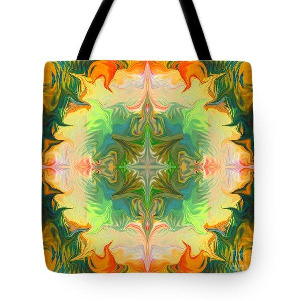 Mandala 12 8 2018 Tote Bag