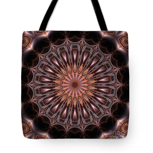 Mandala 18 Tote Bag