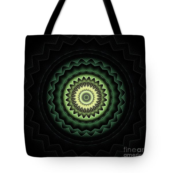 Mandala 24 Tote Bag