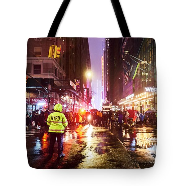 Manhattan Nye Tote Bag