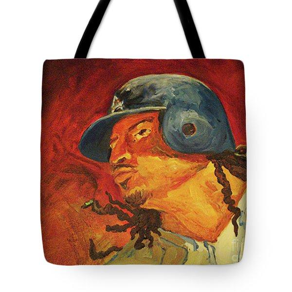 Manny Ramirez Tote Bag