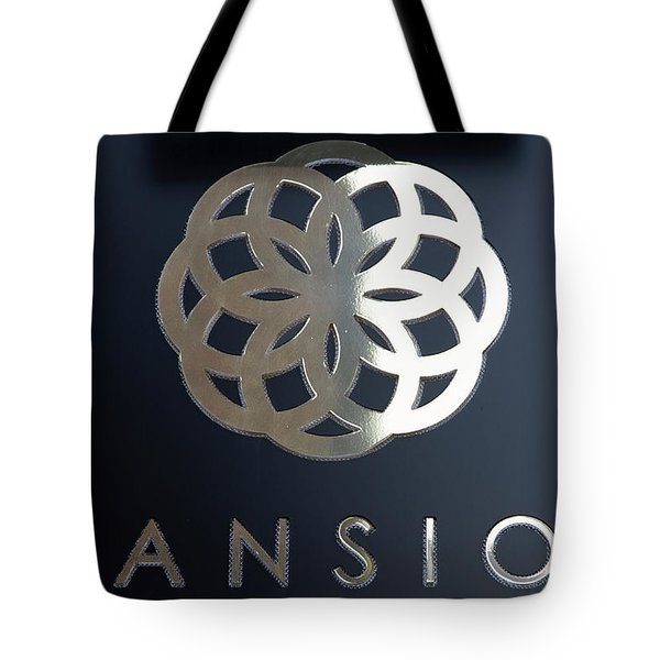 Colours. Mansion Black Tote Bag