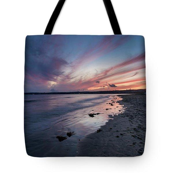 Marazion Sunset - Cornwall Tote Bag