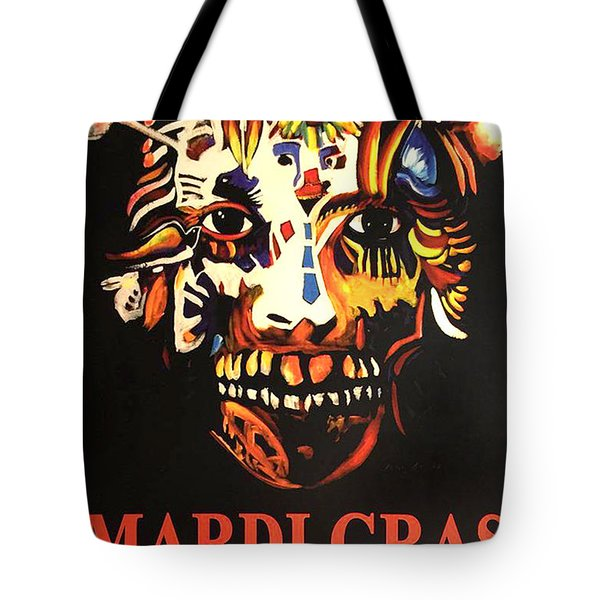 Mardi Gras Spirit 2013 Tote Bag