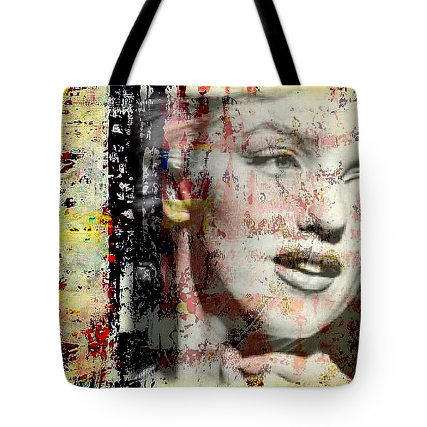 Marilyn Monroe 2 Tote Bag