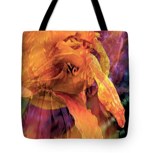 Marmalade Bloom Tote Bag