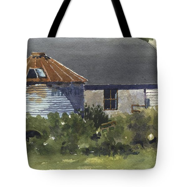 Martin Tote Bag