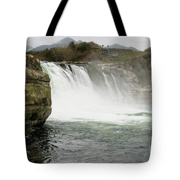 Maruia Falls Tote Bag