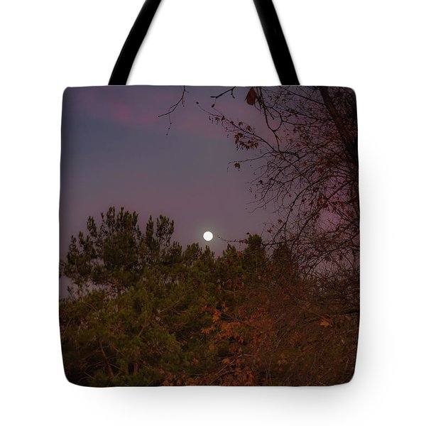 Marvelous Moonrise Tote Bag