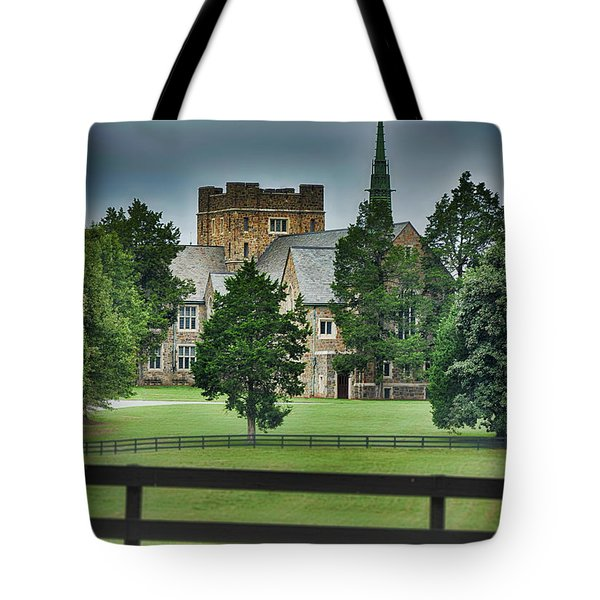 Mary Hall, Berry College Tote Bag