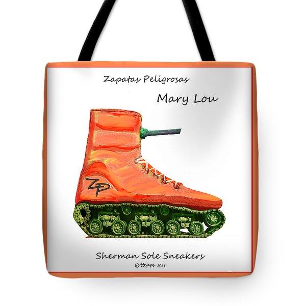 Marylou Tote Bag