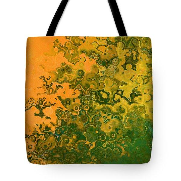 Matthew 11 12. Religious Earnestness Tote Bag