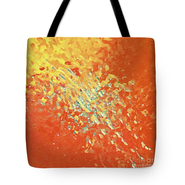 Matthew 6 13. The Glory Forever Tote Bag