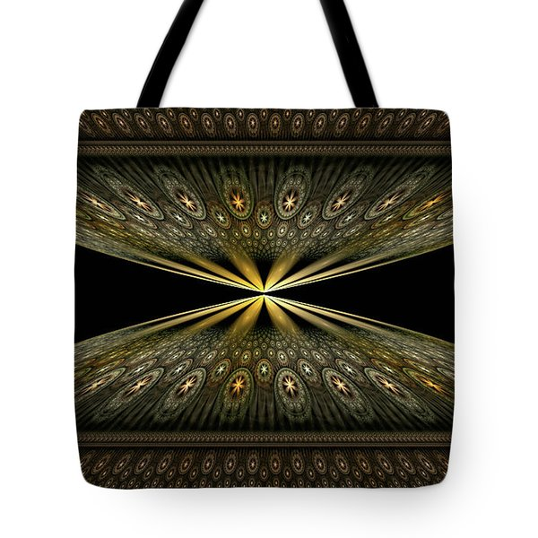 Tote Bag featuring the digital art Matthew by Missy Gainer