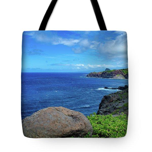 Maui Coast II Tote Bag